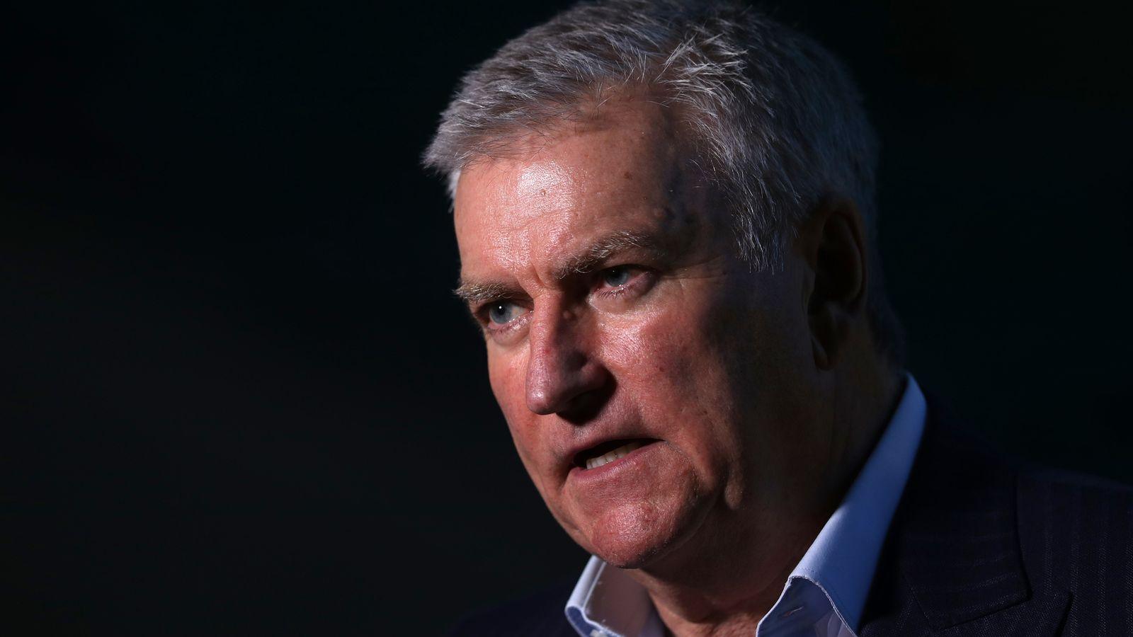 El jefe de la RFU advierte que el coronavirus podría alterar drásticamente la unión de rugby | Noticias de la Unión de Rugby 5