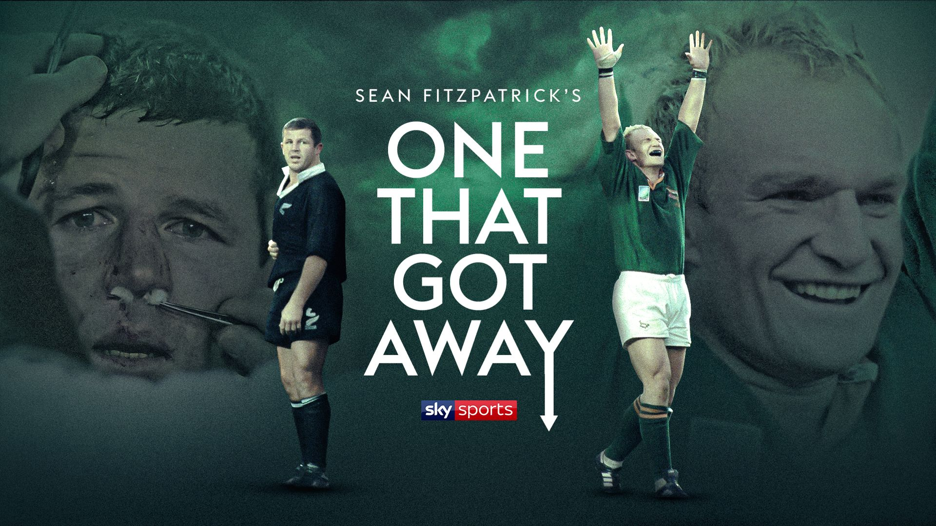 Fitzpatrick on RWC '95 loss and Mandela's unifying power