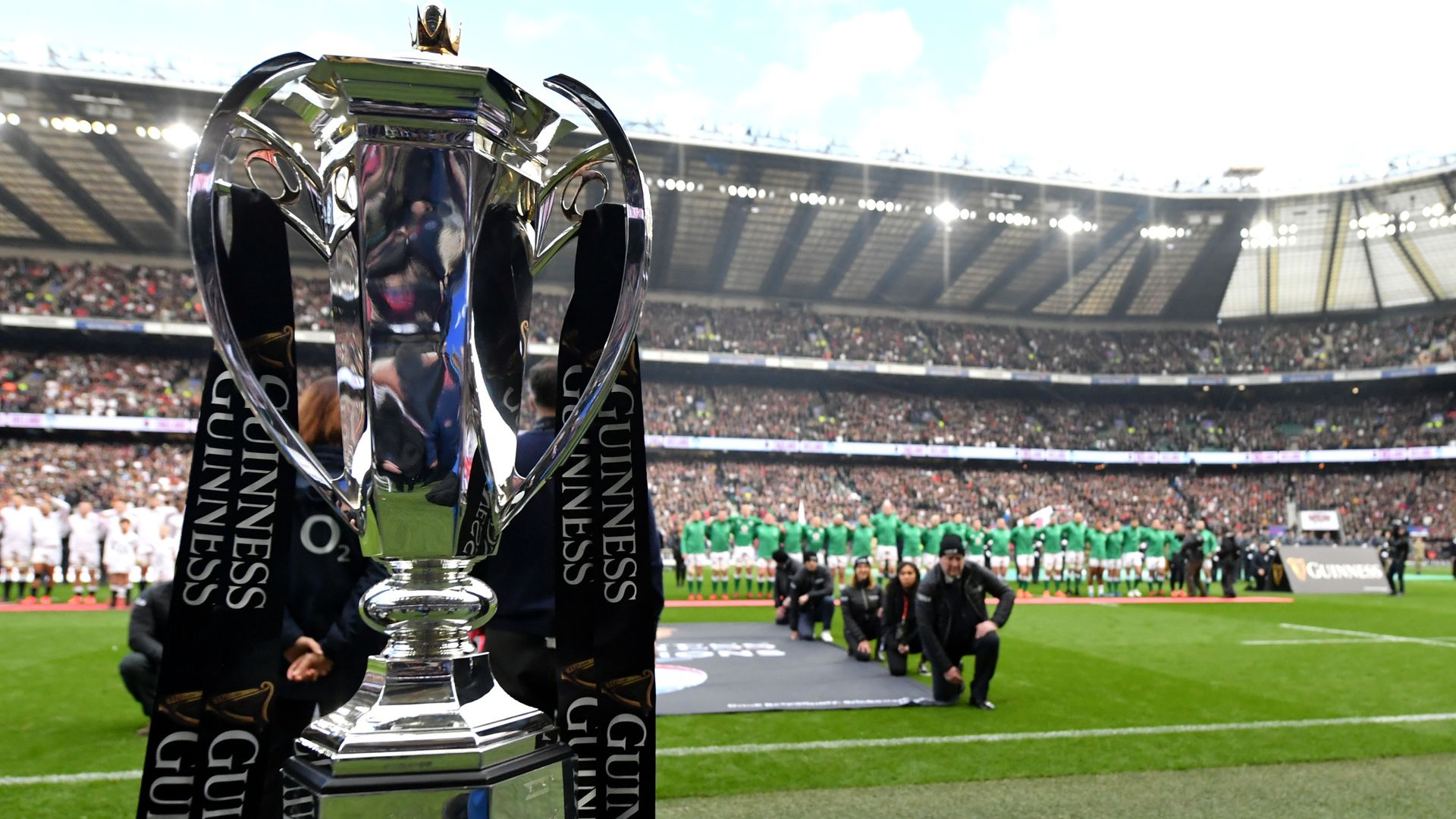Ireland cleared to resume Six Nations