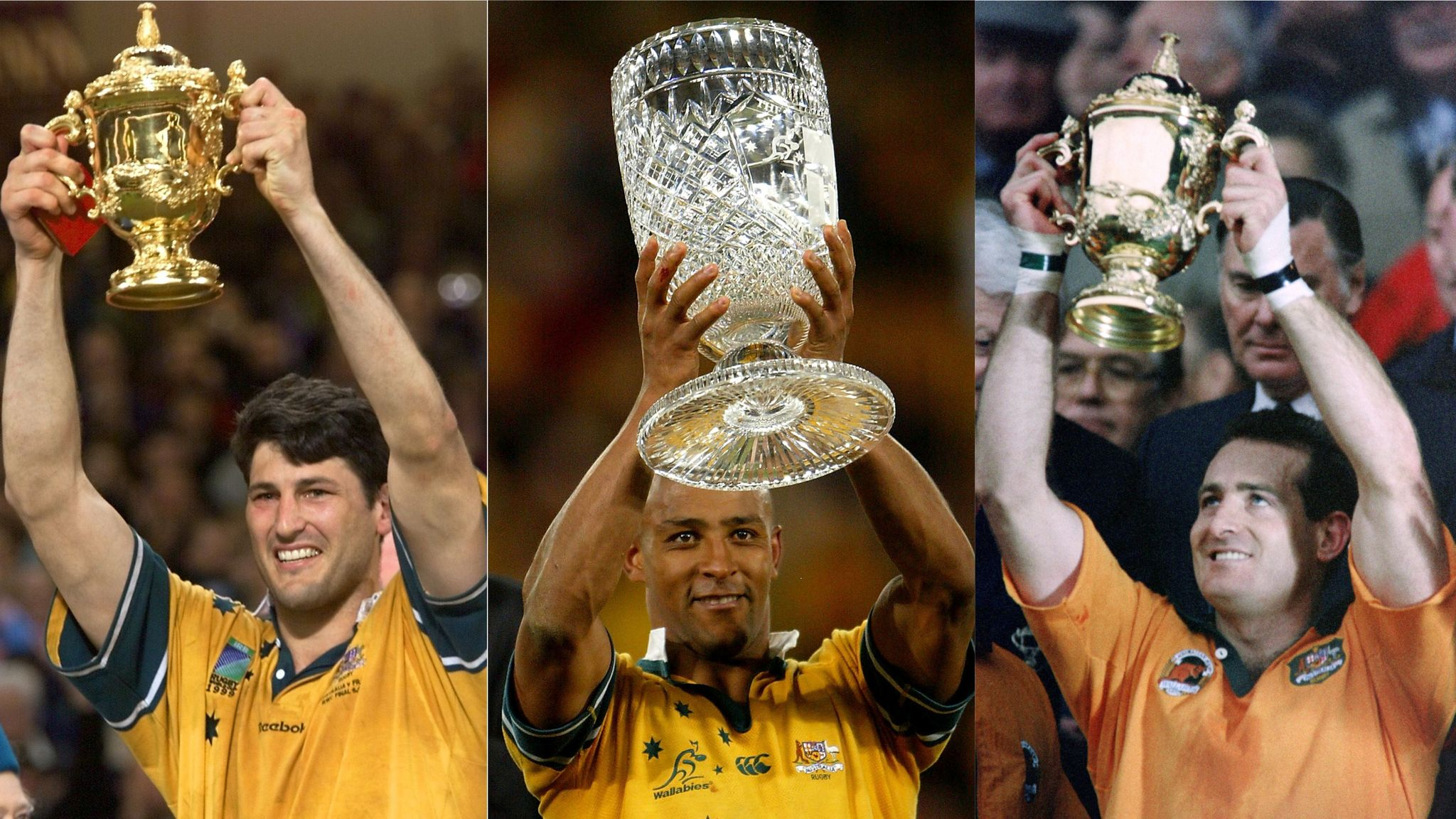 Rugby Union S Top 10 The Best Players For Australia Over The Years Rugby Union News Sky Sports