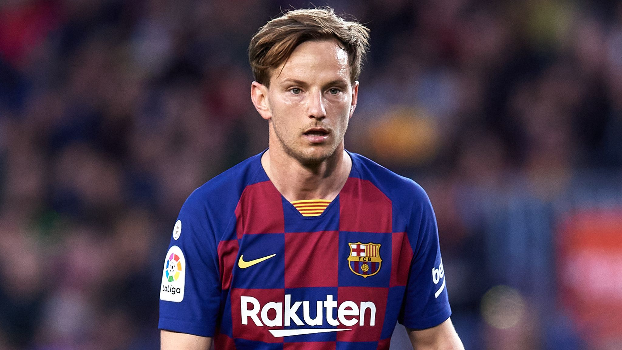Ivan Rakitic 'very happy' at Barcelona and hopes to see out his ...