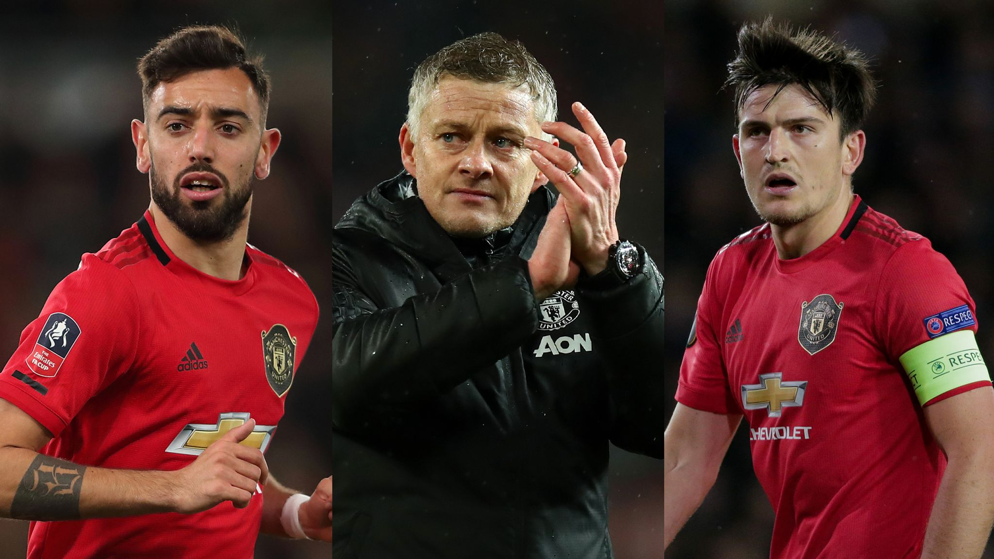 Manchester United Can Challenge For 20 21 Premier League Title At 25 1 Football News Sky Sports