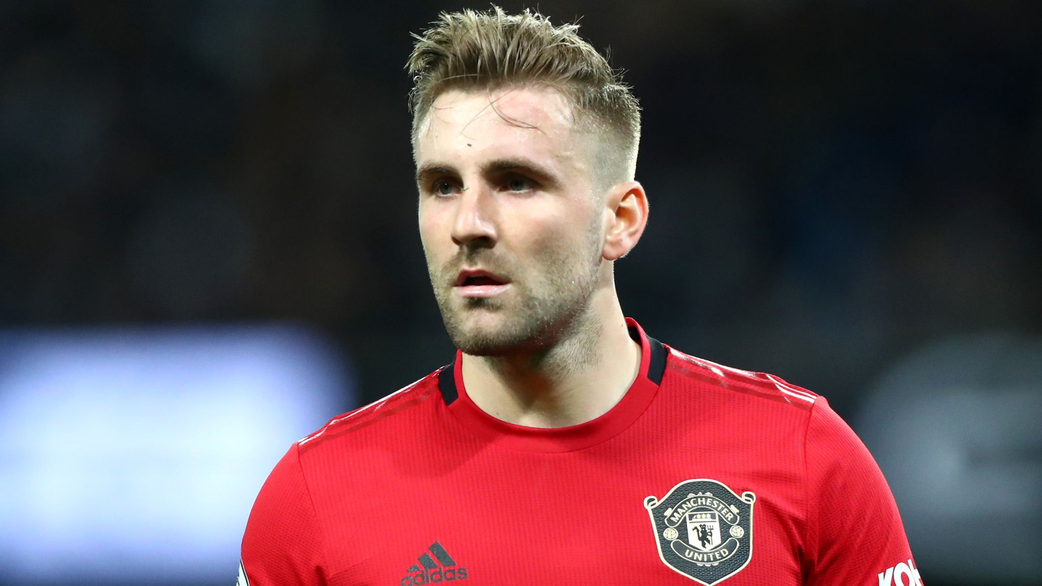 Luke Shaw says 2019/20 season should be be declared null and void if it  can't resume   Football News   Sky Sports
