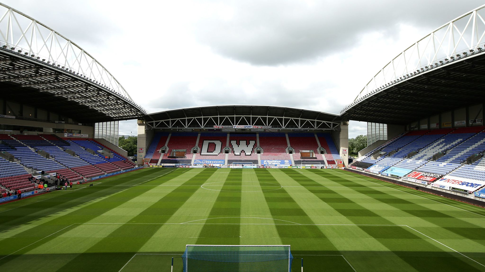 Wigan Enter Administration Efl To Hand Club 12 Point Penalty Football News Sky Sports
