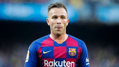 fifa live scores - Juventus hope to persuade Arthur to join after agreeing £72.5m fee with Barcelona
