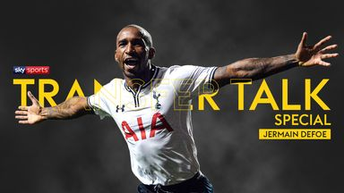 Transfer Talk Special - Jermain Defoe