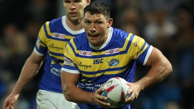 Former Leeds winger Ryan Hall is among our five nominees this week