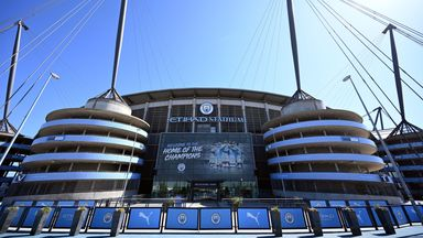 Man City vs Real Madrid venue uncertain