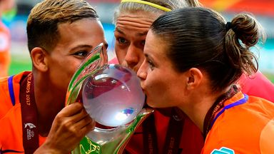 Danish FA: Women's Euros in England moved to 2022
