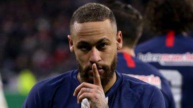 Barca hoping for Neymar-Griezmann exchange