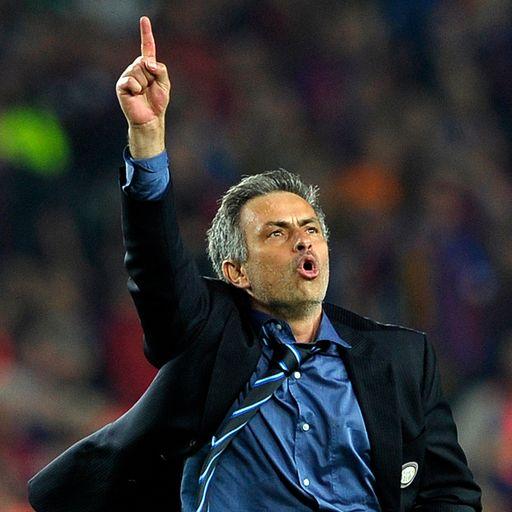 When Inter Milan stunned Barcelona