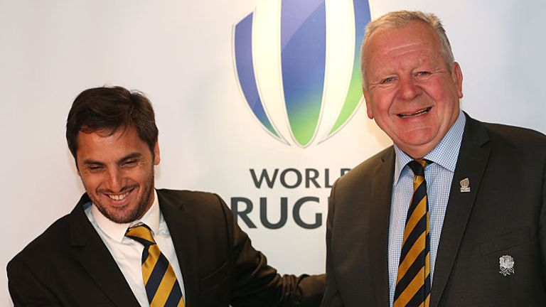 Agustin Pichot has been World Rugby vice-chairman under Bill Beaumont for the past four years