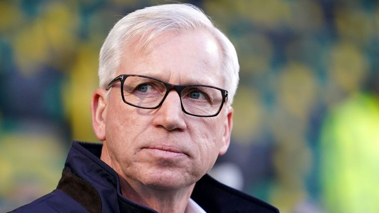 Alan Pardew was in charge of ADO Den Haag for less than four months