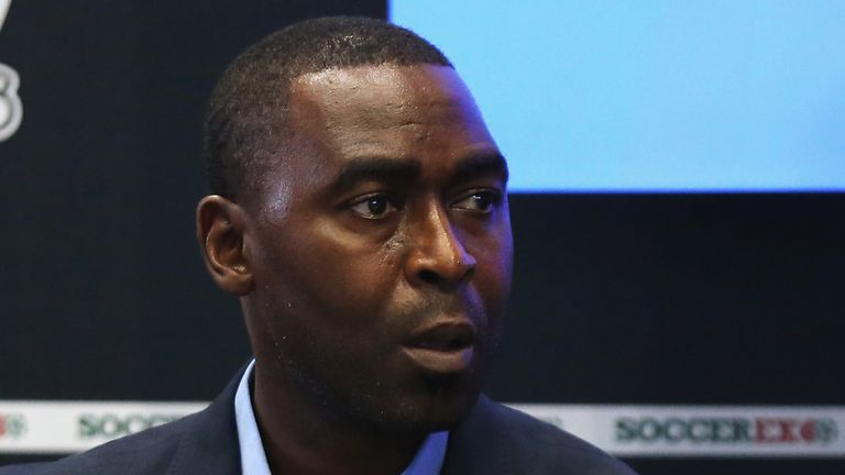 Andy Cole has spoken about his health problems