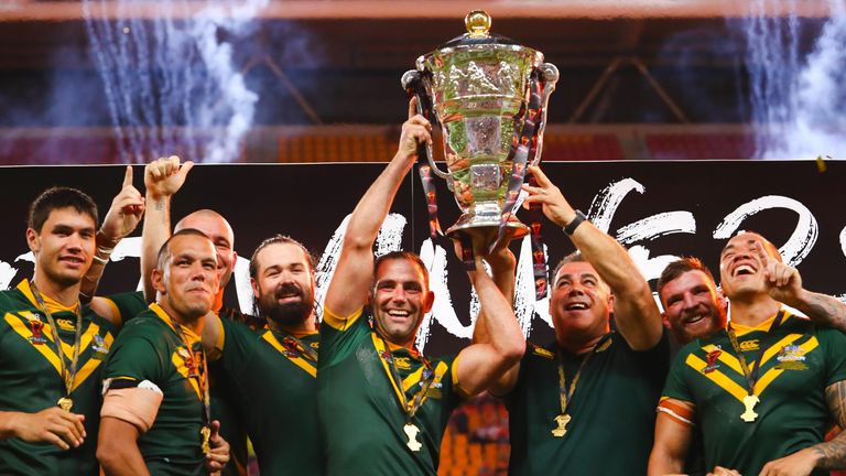Australian are the defending champions after their victory in 2017