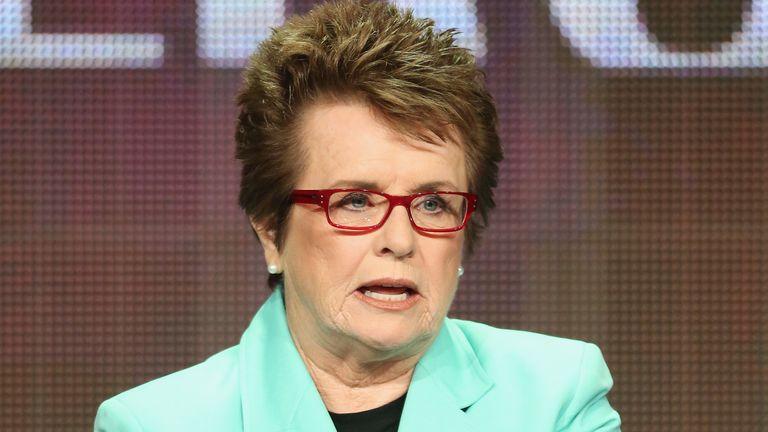 Billie Jean King is investing in Angel City Football Club