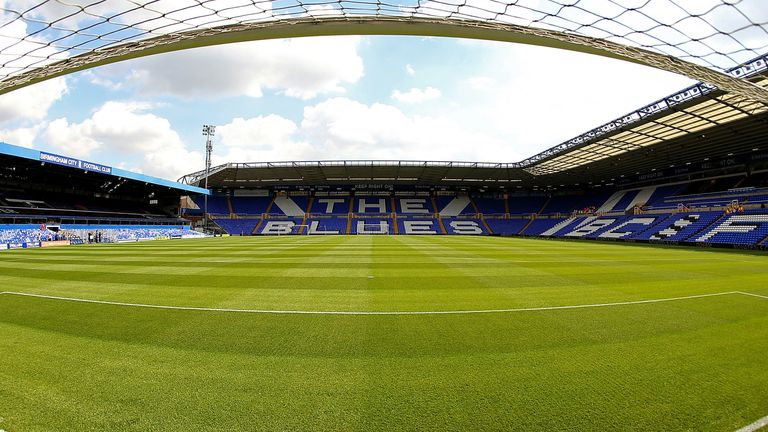 Birmingham City were deducted nine points for breaches of the EFL's profit and sustainability rules