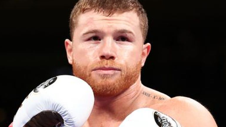 Saul 'Canelo' Alvarez is considering opponents for his next fight