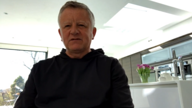 Sheffield United boss Chris Wilder was a special guest on The Football Show