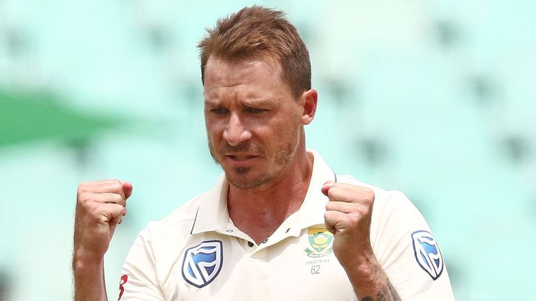 Steyn was described as 'the bowler of his generation' by Stuart Broad on a recent Sky Cricket Podcast