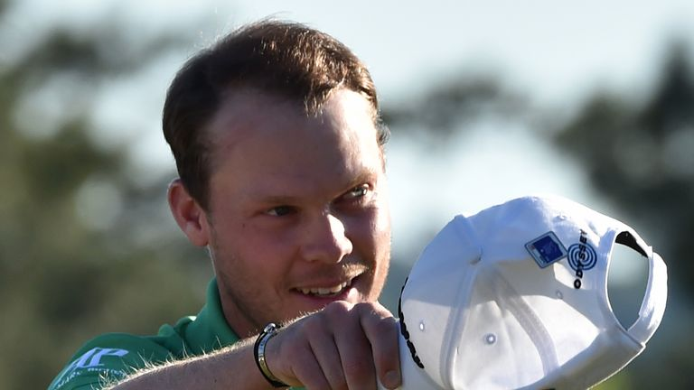 Willett held his nerve on the final day as others - most notably Jordan Spieth - crumbled down the stretch