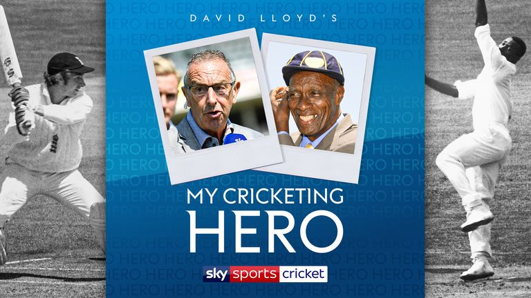 My Cricketing Hero: David Lloyd picks Wes Hall