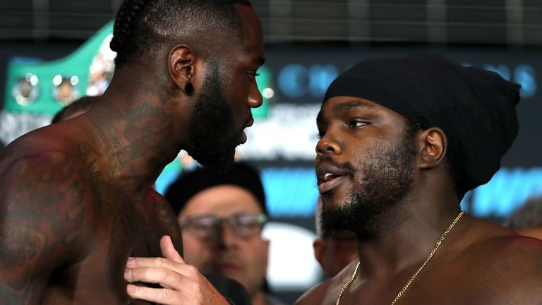 Stiverne would be no match for Wilder