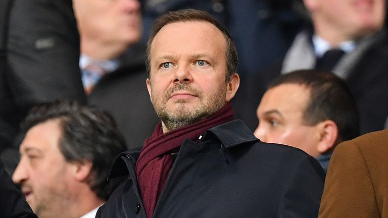 Ed Woodward Says Manchester United May Not Do Business As Usual In Summer Transfer Market Football News Sky Sports