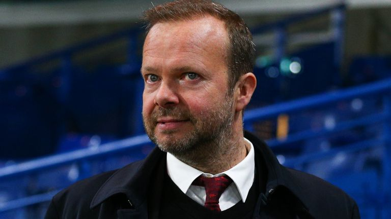 Ed Woodward says Manchester United will have the financial capability to be competitive in the transfer market this summer