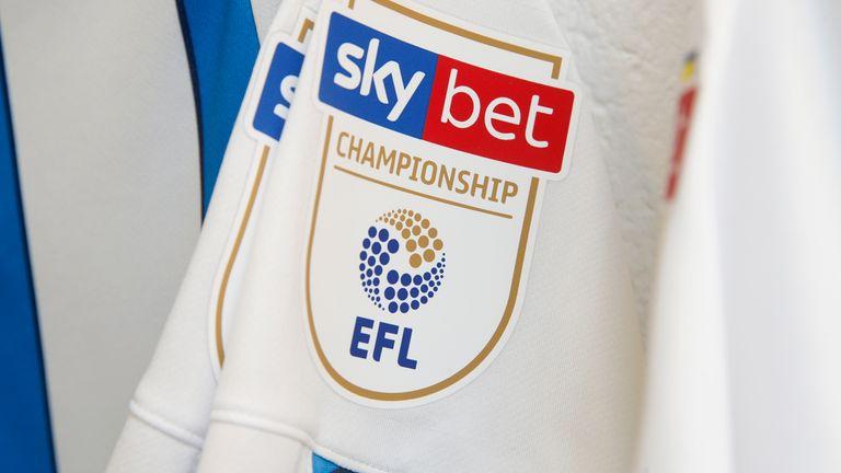 EFL Championship flag