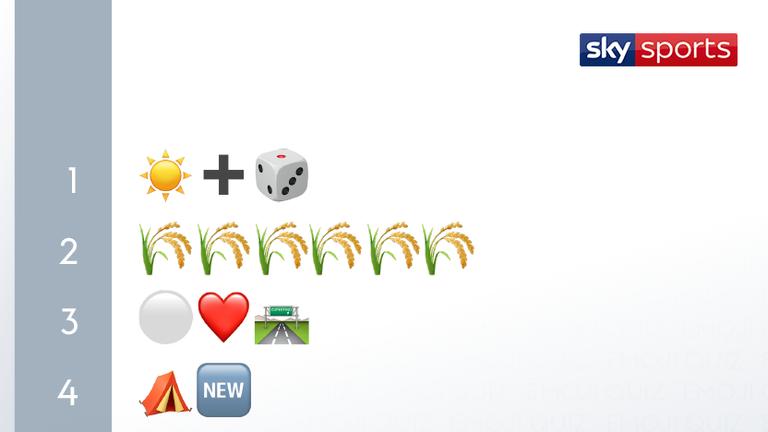 Emoji Quiz Name That Football Stadium Football News Sky Sports