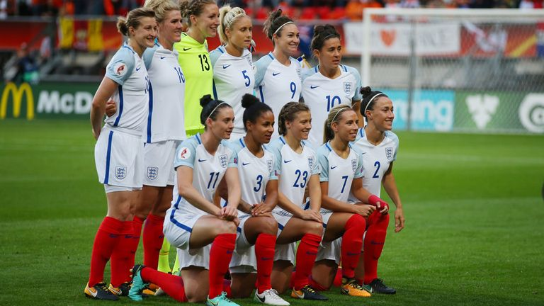 England lost to eventual winners Netherlands in the semi-finals in 2017