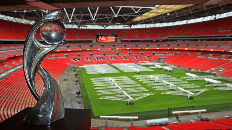 Euro 2021 event at Wembley