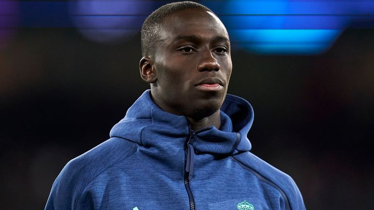 Madrid signed left-back Ferland Mendy from Lyon in a deal worth £47m last summer
