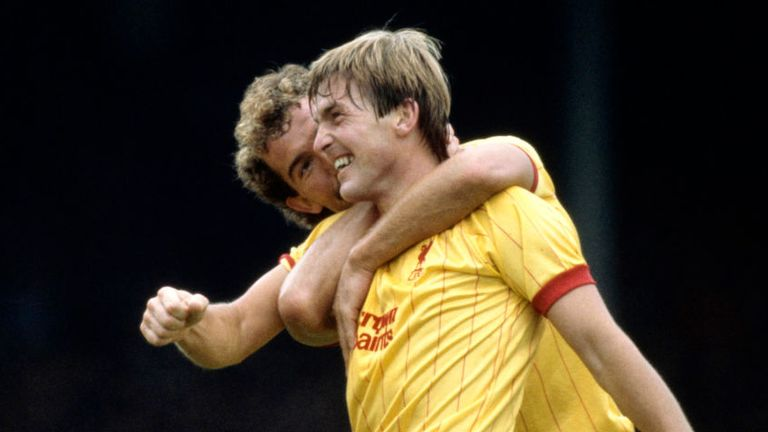 """Souness: """"We must have roomed together for the best part of 10 years given the time at Liverpool and the Scottish games."""""""