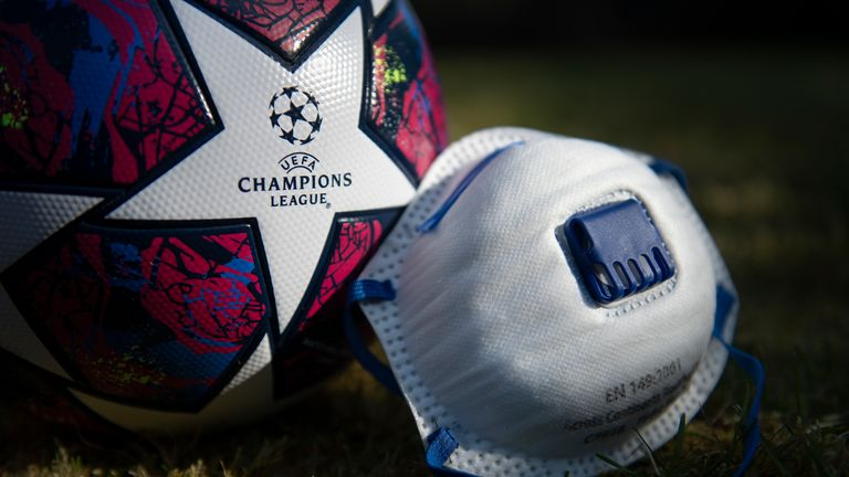 Uefa will provide an update on plans to finish the 2019-20 season