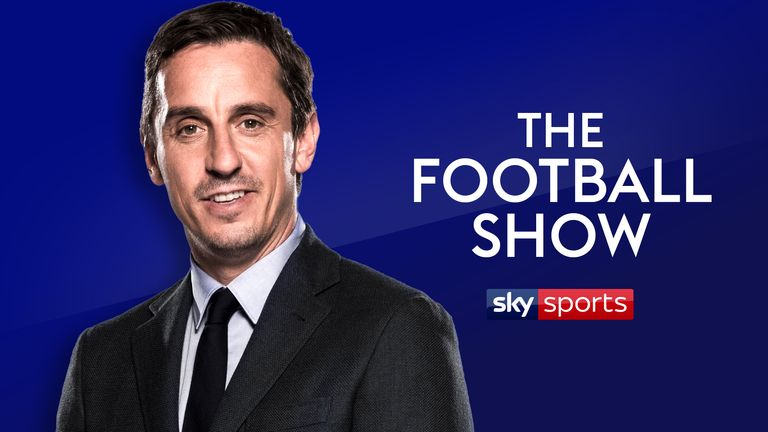 The Football Show - Gary Neville
