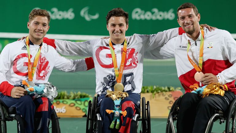Paralympics funding is also up for the next four-year cycle