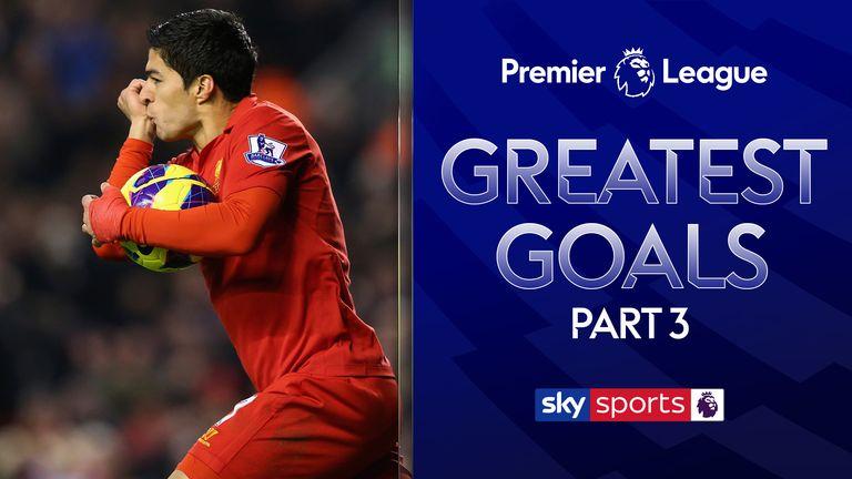 Premier League Greatest Goals Part 3