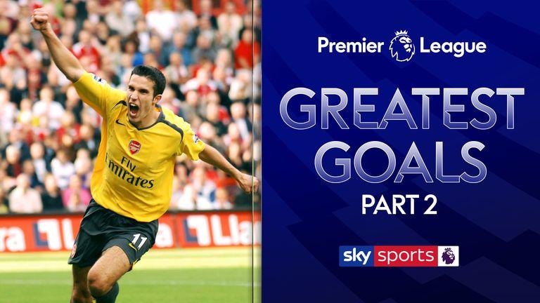 PL Greatest Goals P2