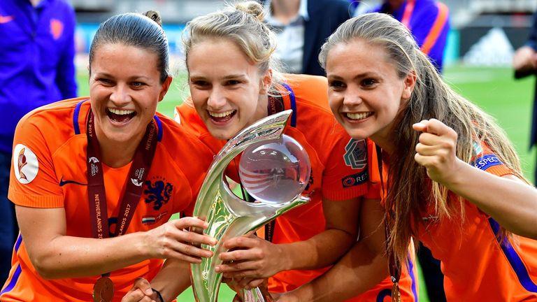 Women's Euros 2017