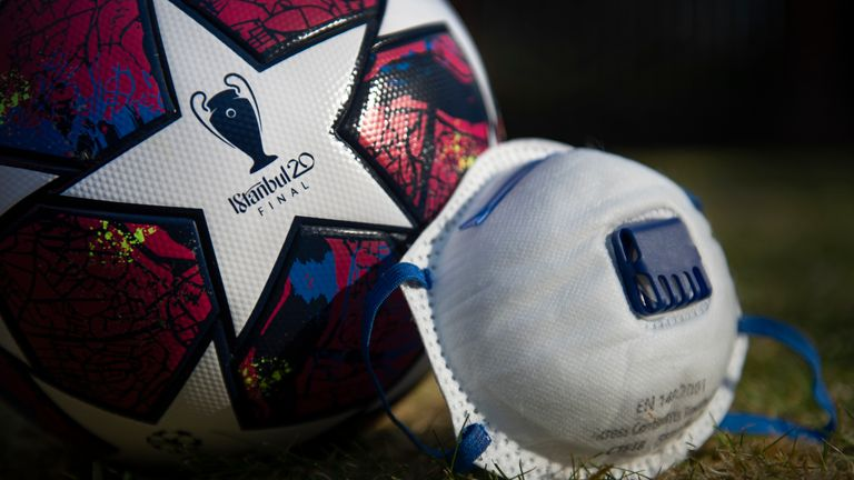 The 2020 Champions League final has been delayed due to Coronavirus