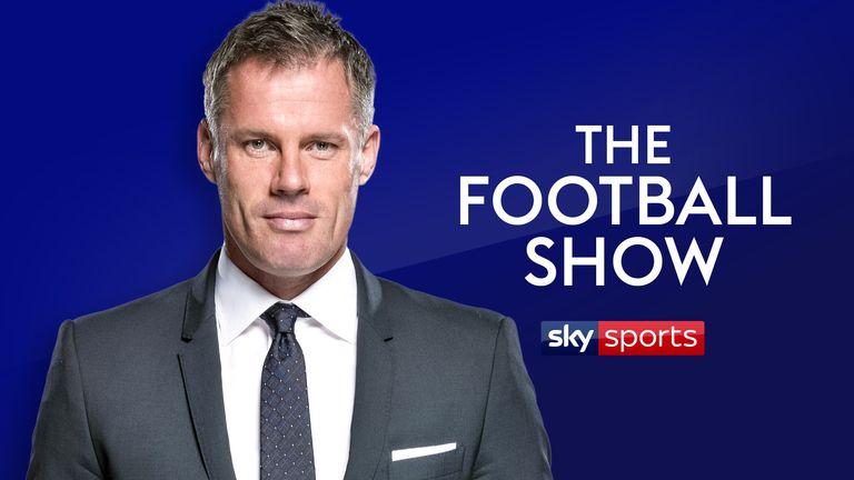 The Football Show - Jamie Carragher