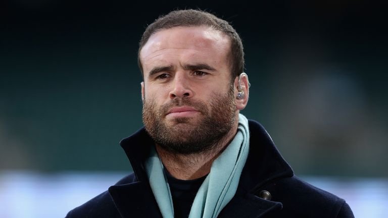 Wales centre Jamie Roberts explains why he chose to volunteer for the NHS in the fight against coronavirus