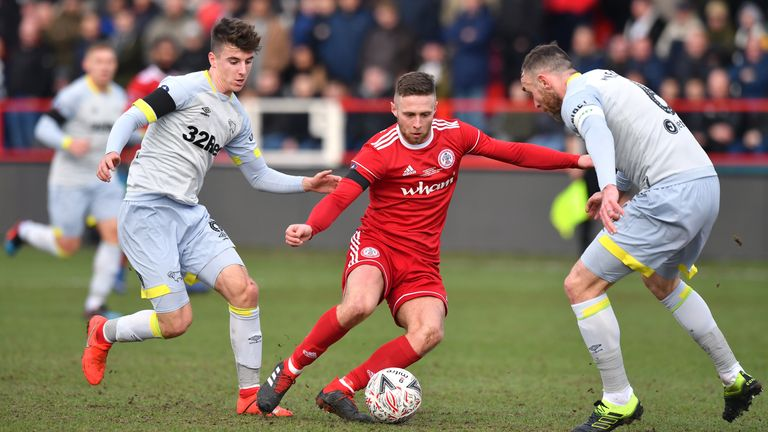 Jordan Clark interview: Out-of-contract winger faces uncertainty ...
