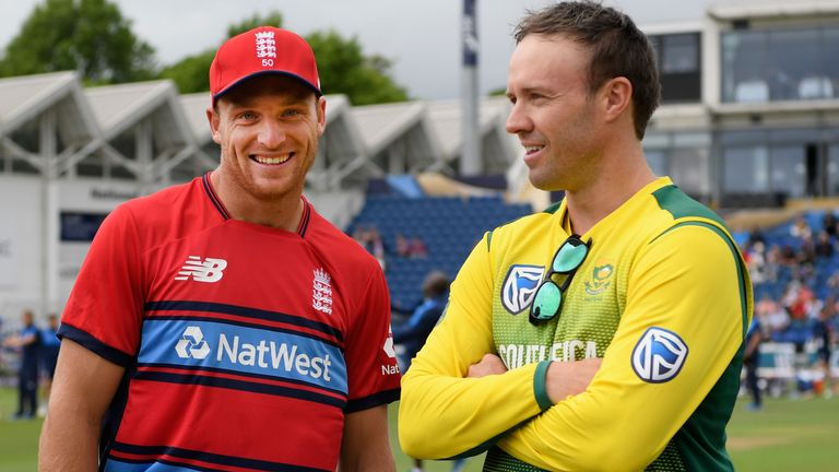 AB de Villiers' last T20 international against England was at the  SWALEC Stadium in Cardiff, in June 2017