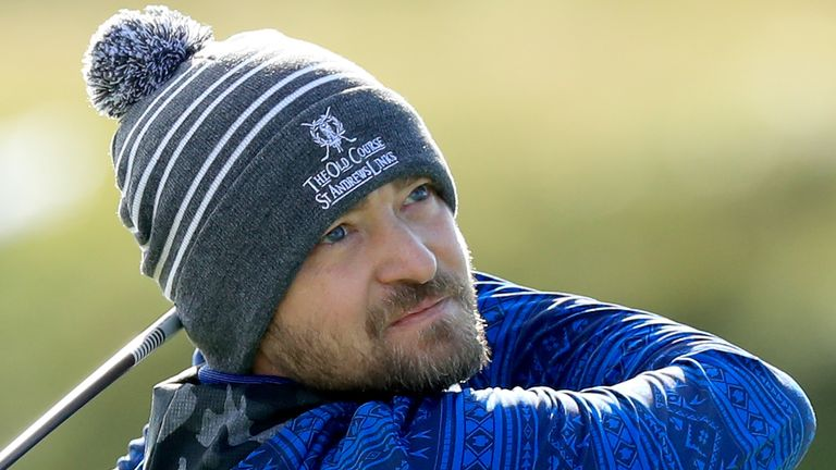 Timberlake features regularly in Pro-Am events