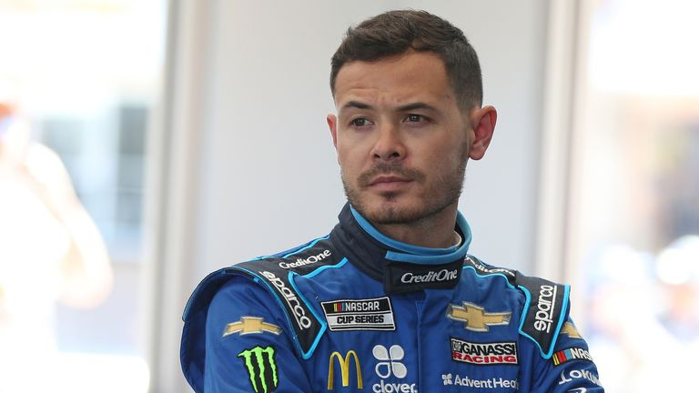 Kyle Larson was sacked after he uttered a racial slur during a live-streamed virtual race