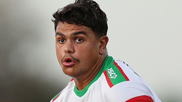 Latrell Mitchell of South Sydney Rabbitohs owns the farm in New South Wales, where the party was camping