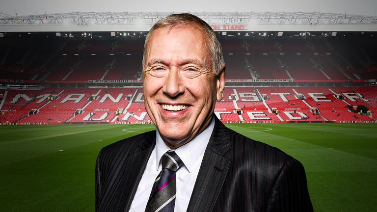 Martin Tyler has been on the receiving end of the odd hairdryer from Sir Alex Ferguson